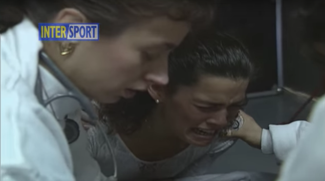 When Olympic Skater Nancy Kerrigan Was Attacked By Associates Of Rival Tonya Harding