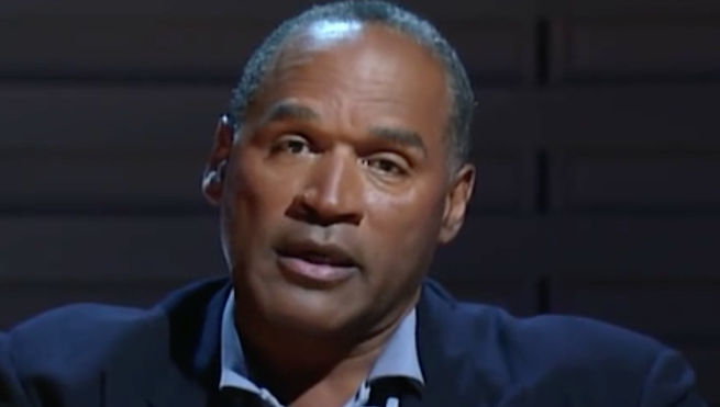 REVEALED: O.J. Simpson Describes The Grisly Murders Of Nicole Brown Simpson And Ron Goldman
