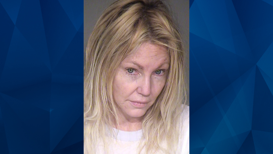 'Drunk And Violent' Heather Locklear Arrested AGAIN, Days After Psychiatric Evaluation Release: Report